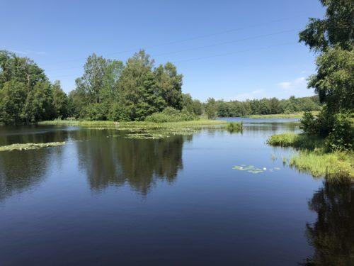 Sjön i Hunseröd